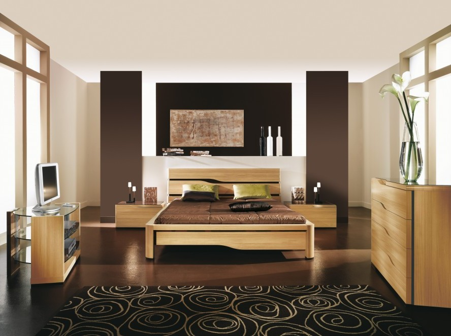 Decoration interieur chambre adulte moderne chambre for Decoration chambre adulte moderne