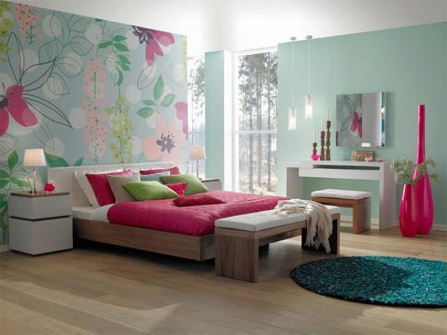 Decoration Murale Chambre Fille Ado