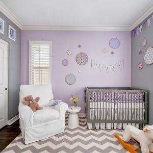 Id e peinture chambre b b fille chambre id es de d coration de maison v0l4z3pbpv for Exemple peinture chambre bebe fille