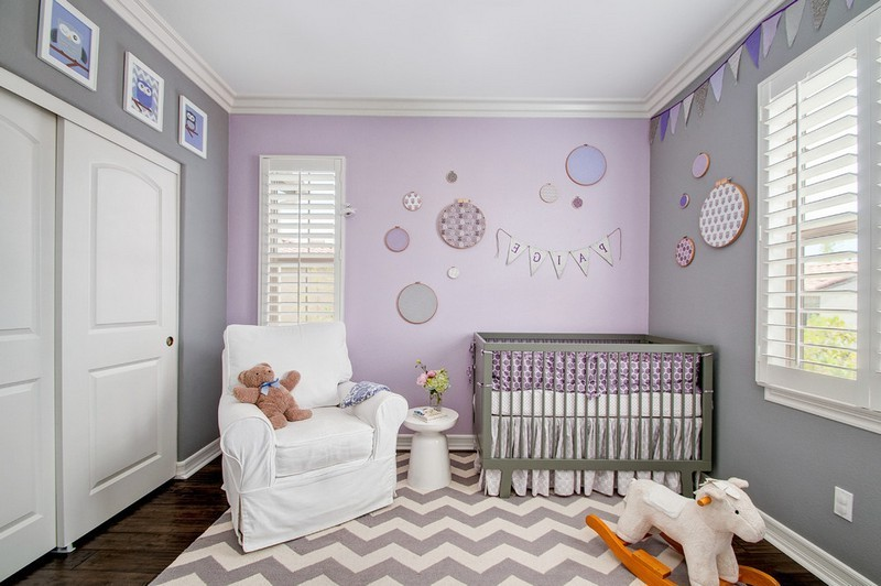 Exemple peinture chambre b b fille chambre id es de for Exemple deco chambre bebe