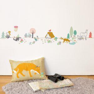Frise Murale Chambre B B Garcon Chambre Id Es De