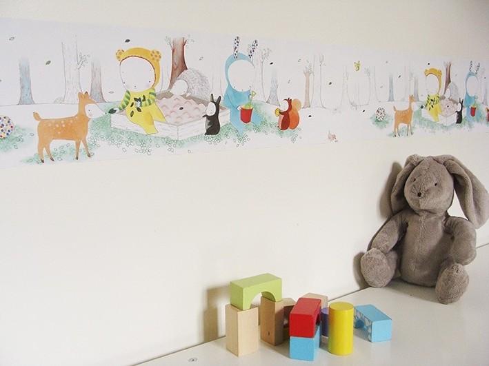 Frise Papier Peint Chambre Bebe