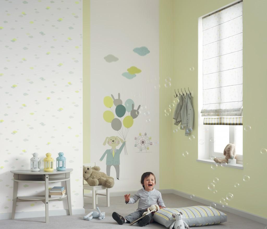 Frise Papier Peint Pour Chambre Bébé