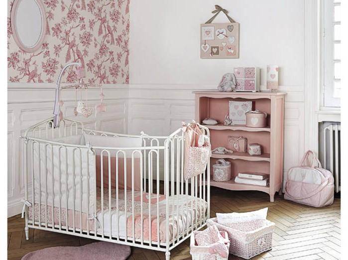 Idée Déco Pour Chambre Bébé Fille