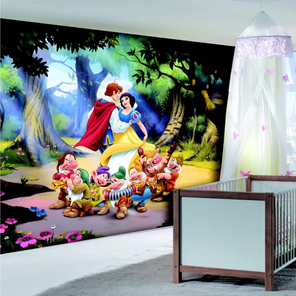 Idee Deco Chambre Princesse Disney
