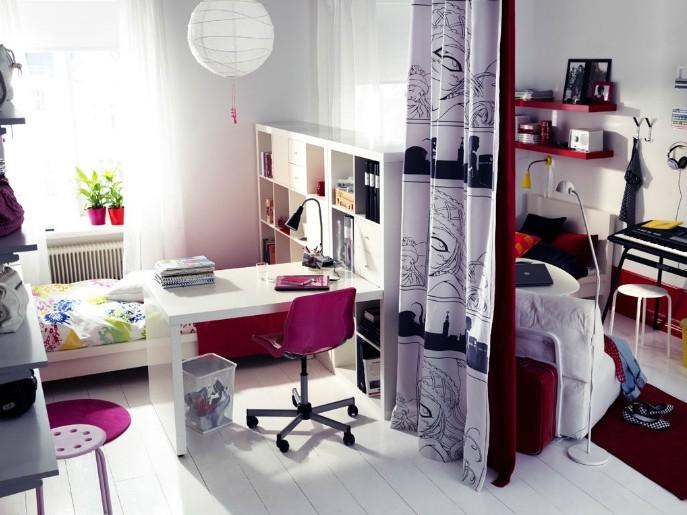 ikea chambre adolescent fille chambre id es de d coration de maison mbnry6gbo2. Black Bedroom Furniture Sets. Home Design Ideas
