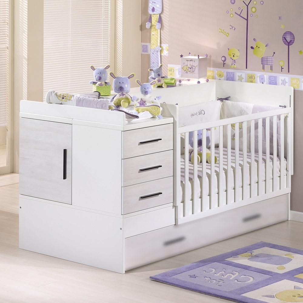 Lit evolutif aubert bebe chambre id es de d coration for Lit evolutif