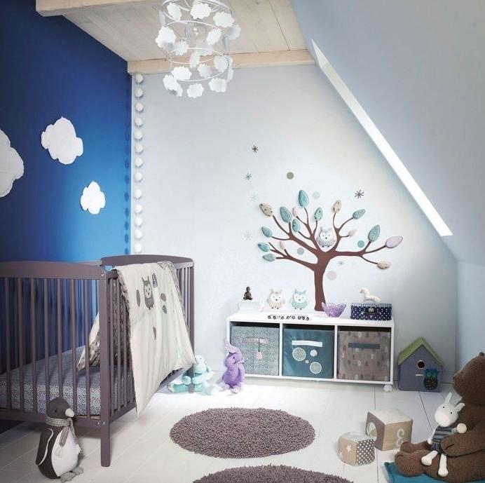 Luminaire pour chambre b b gar on chambre id es de for Luminaire pour chambre bebe