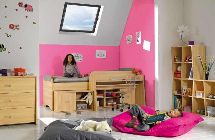 Mobilier Pour Chambre Petite Fille