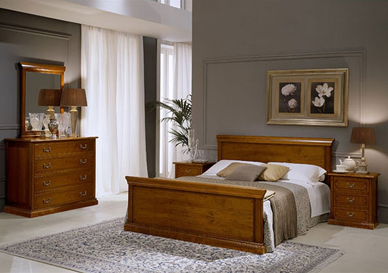 modele de chambre a coucher en bois massif chambre. Black Bedroom Furniture Sets. Home Design Ideas