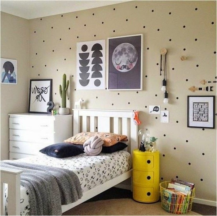 papier peint chambre ado gar on chambre id es de. Black Bedroom Furniture Sets. Home Design Ideas