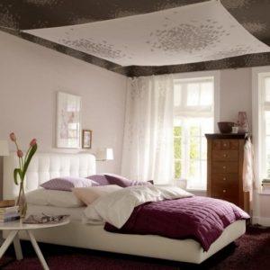 papier peint pour chambre coucher adulte chambre. Black Bedroom Furniture Sets. Home Design Ideas