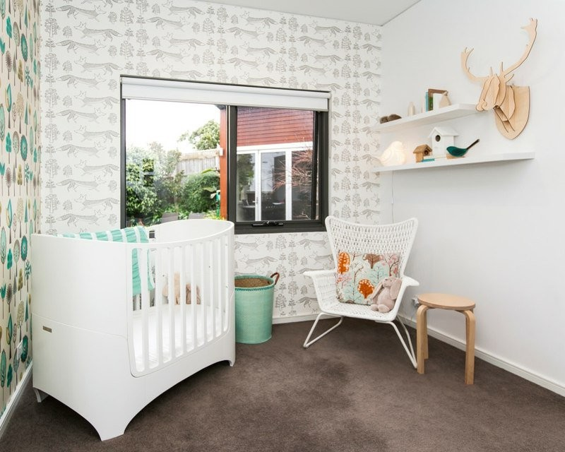 Chambre bb mixte best excellent design duintrieur de for Papier peint chambre bebe mixte