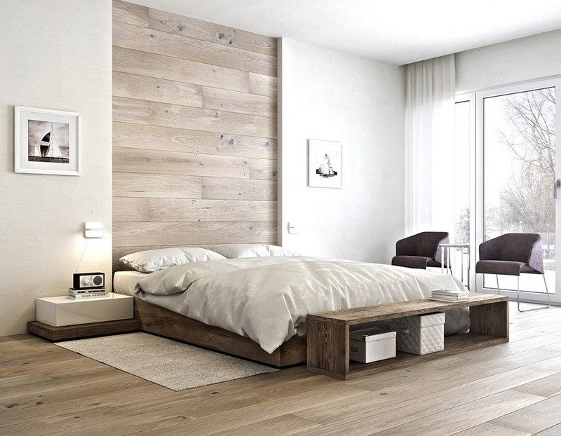 parquet pour chambre adulte chambre id es de d coration de maison 9odoeaxney. Black Bedroom Furniture Sets. Home Design Ideas