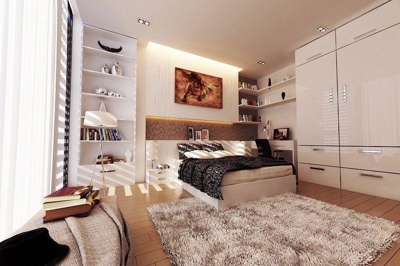 Rangement Mural Chambre A Coucher