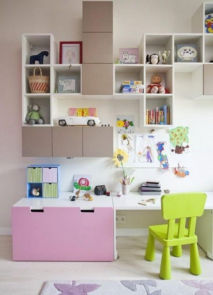 Rangement Mural Chambre Ikea