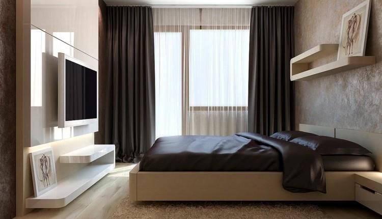 Rideaux Chambre Adulte Design
