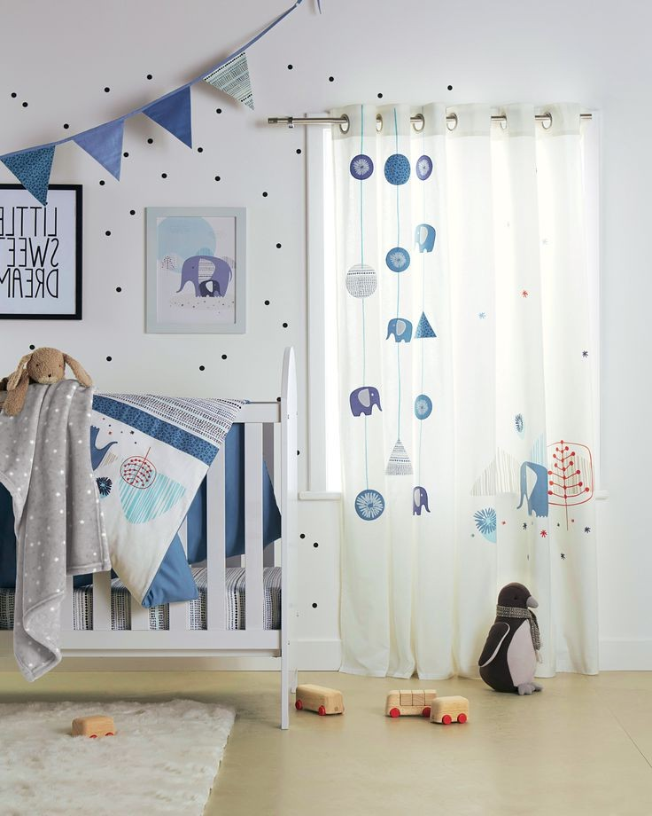 Rideaux Chambre Garçon Vert Baudet - Chambre : Idées de Décoration ...