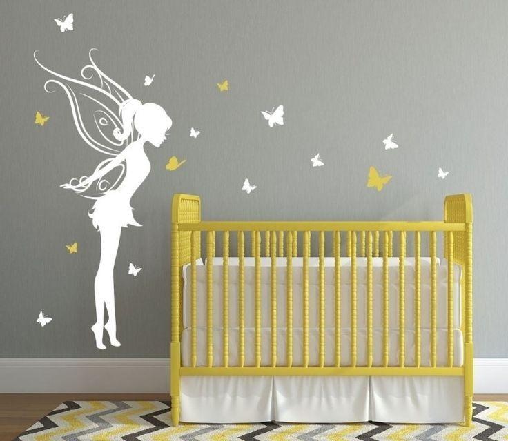 Sticker Mural Chambre Bébé Fille