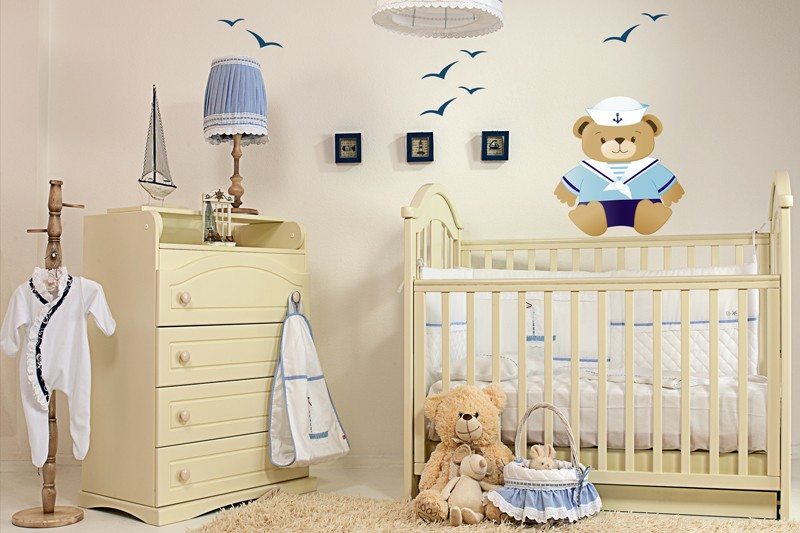 sticker ourson chambre bebe chambre id es de d coration de maison wydjllznrq. Black Bedroom Furniture Sets. Home Design Ideas