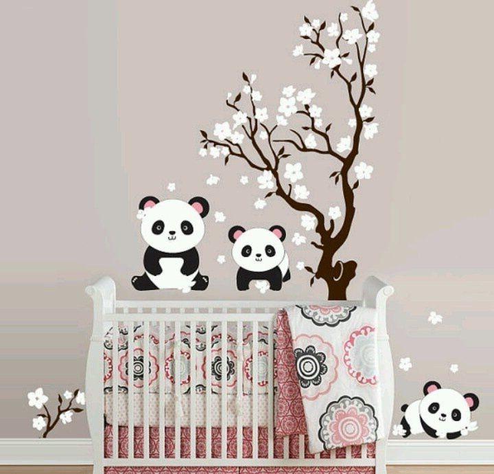 Sticker Pour Chambre Bébé Fille