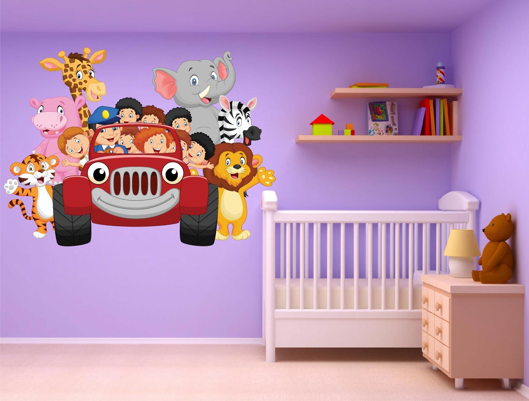 chambre garon voiture latest stickers voiture pour chambre garcon chambre enfant cars disney. Black Bedroom Furniture Sets. Home Design Ideas