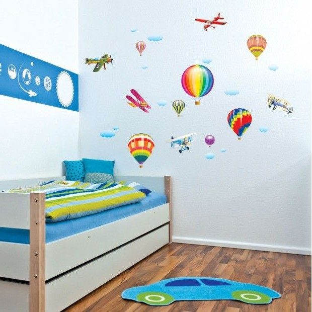 Stickers chambre gar on 8 ans chambre id es de for Ikea stickers chambre