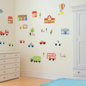stickers voiture pour chambre garcon chambre id es de. Black Bedroom Furniture Sets. Home Design Ideas
