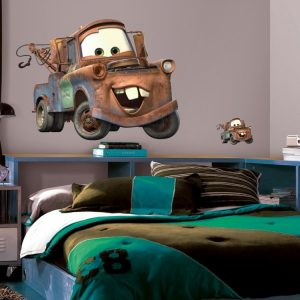 stickers chambre garcon voiture chambre id es de. Black Bedroom Furniture Sets. Home Design Ideas