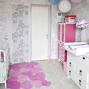 tapis rond chambre b b fille chambre id es de. Black Bedroom Furniture Sets. Home Design Ideas