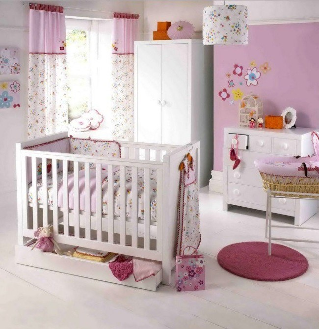 Tapis pour chambre de bebe fille chambre id es de - Tapis pour chambre de fille ...