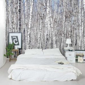 tendance papier peint chambre 2017 chambre id es de. Black Bedroom Furniture Sets. Home Design Ideas