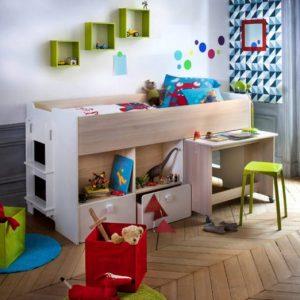 Petit bureau dans chambre chambre id es de d coration for Petit bureau chambre