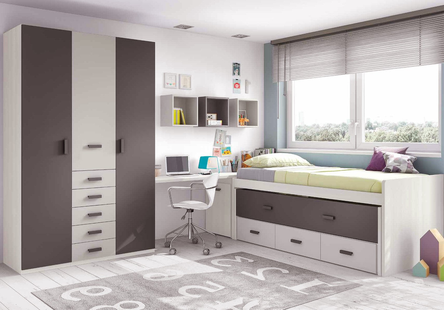 canap lit pour chambre ado chambre id es de d coration de maison eybjja2bo7. Black Bedroom Furniture Sets. Home Design Ideas