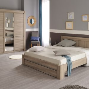 Chambre coucher adulte moderne chambre id es de for Chambre adult complet