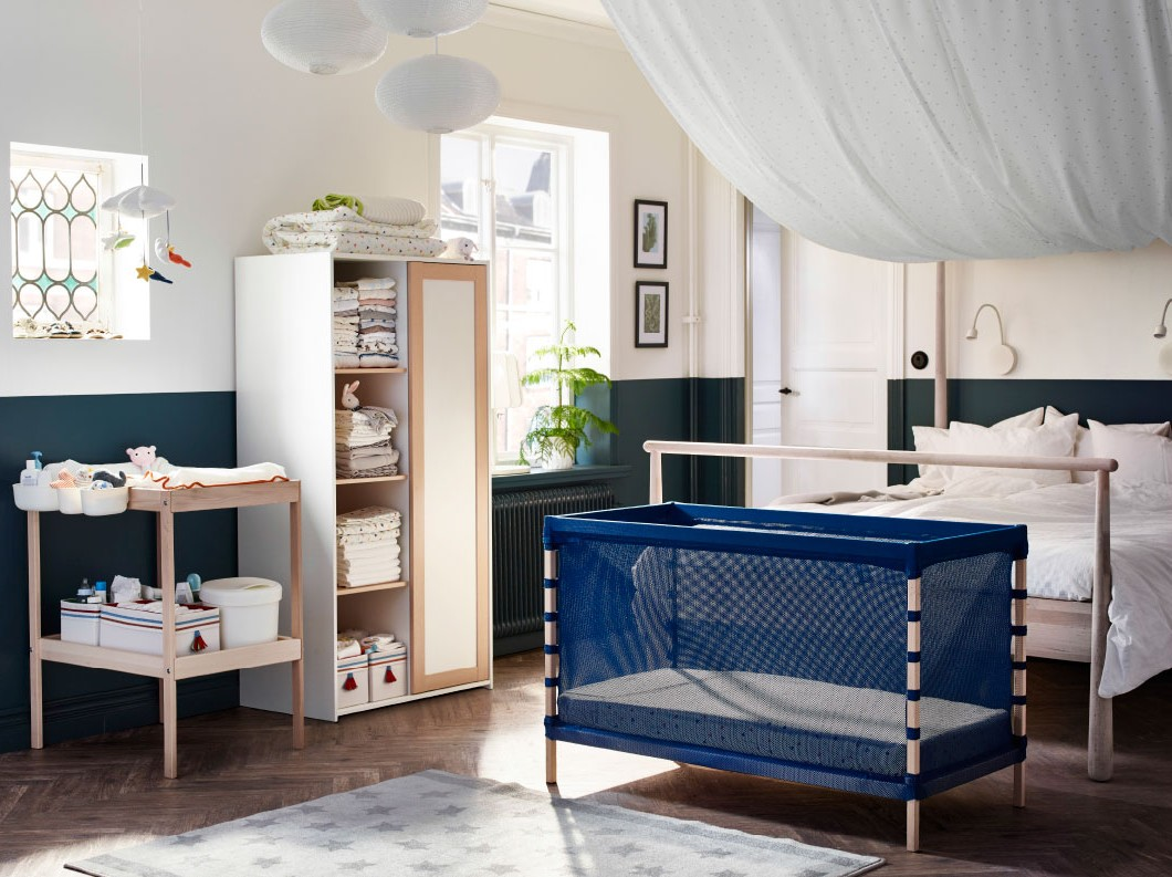 Chambre A Coucher Bebe Ikea