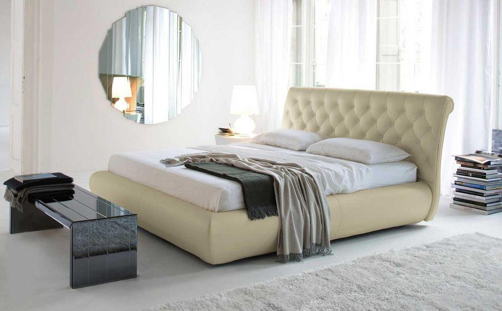 Chambre A Coucher Design Cuir
