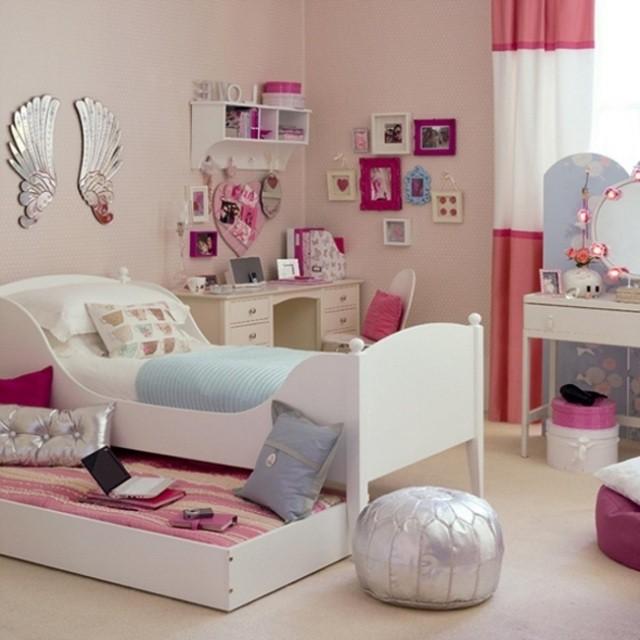 Chambre A Coucher Rose Pour Fille