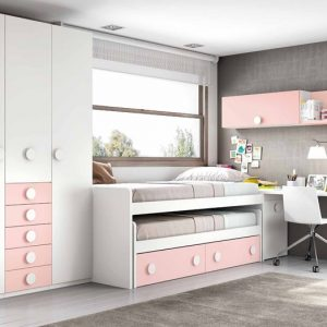 deco chambre fille double chambre id es de d coration de maison dzn5bnnlxz. Black Bedroom Furniture Sets. Home Design Ideas