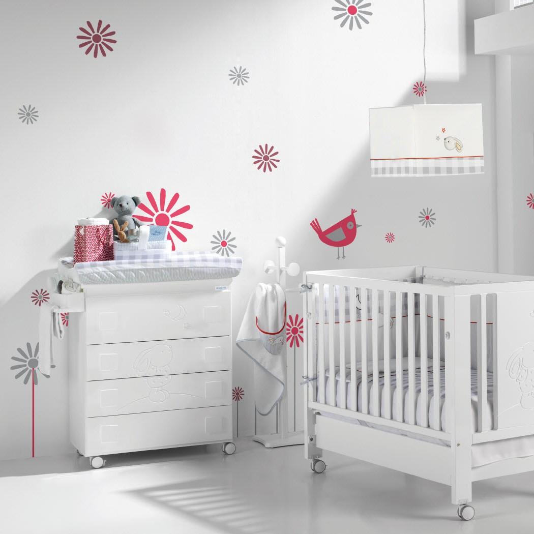 Chambre Bébé Fille Rose Et Taupe - Chambre : Idées de Décoration ...