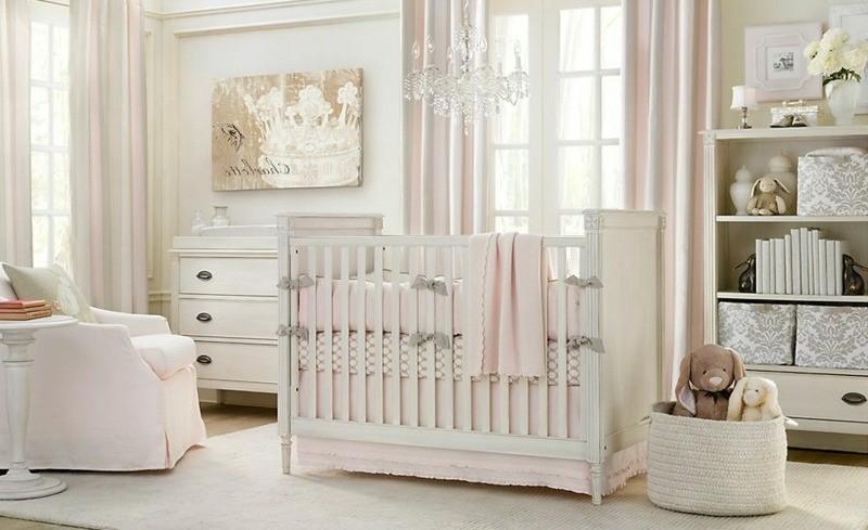 Chambre Bébé Taupe Et Rose - Chambre : Idées de Décoration de ...