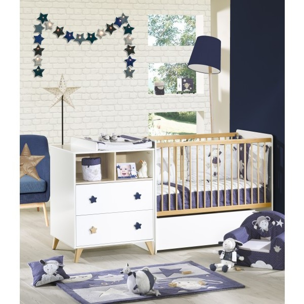 Top chambre bebe sauthon oslo ides de dcoration with for Chambre bb sauthon