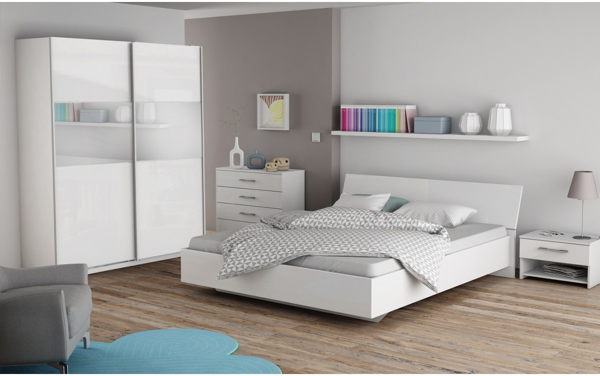 Chambre complete adulte 160x200 chambre id es de for Chambre complete adulte but
