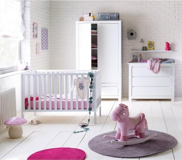 Chambre De Bébé Fille Décoration