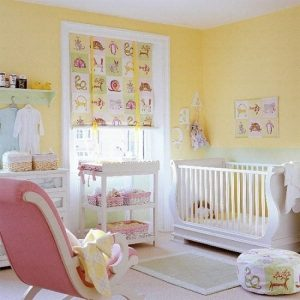 chambre moderne bebe fille chambre id es de d coration. Black Bedroom Furniture Sets. Home Design Ideas