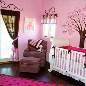 Decoration chambre bebe fille originale chambre id es for Chambre fille originale