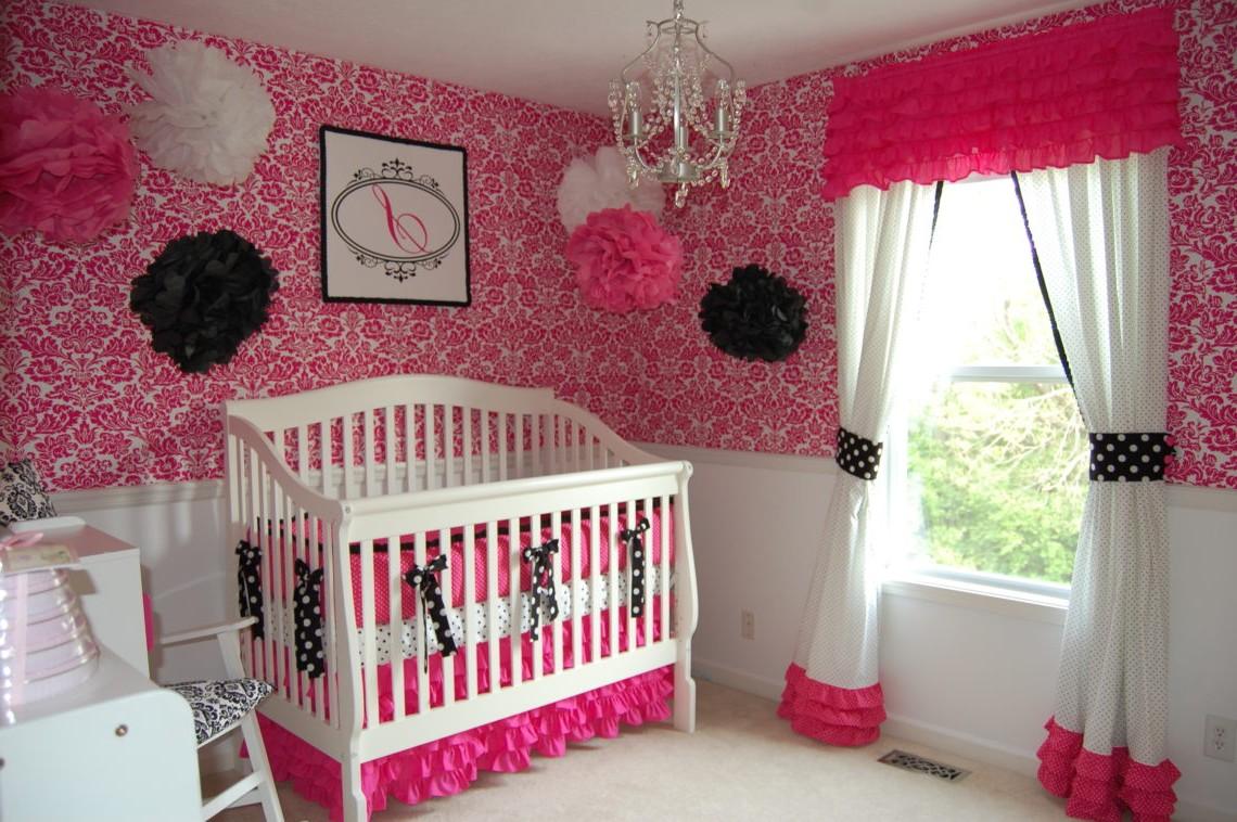 Chambre De Bebe Fille Deco