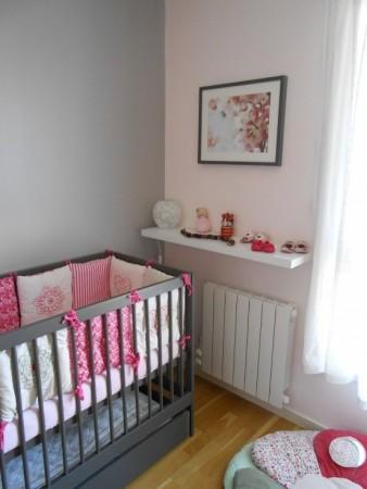 Chambre De Bebe Rose Et Gris