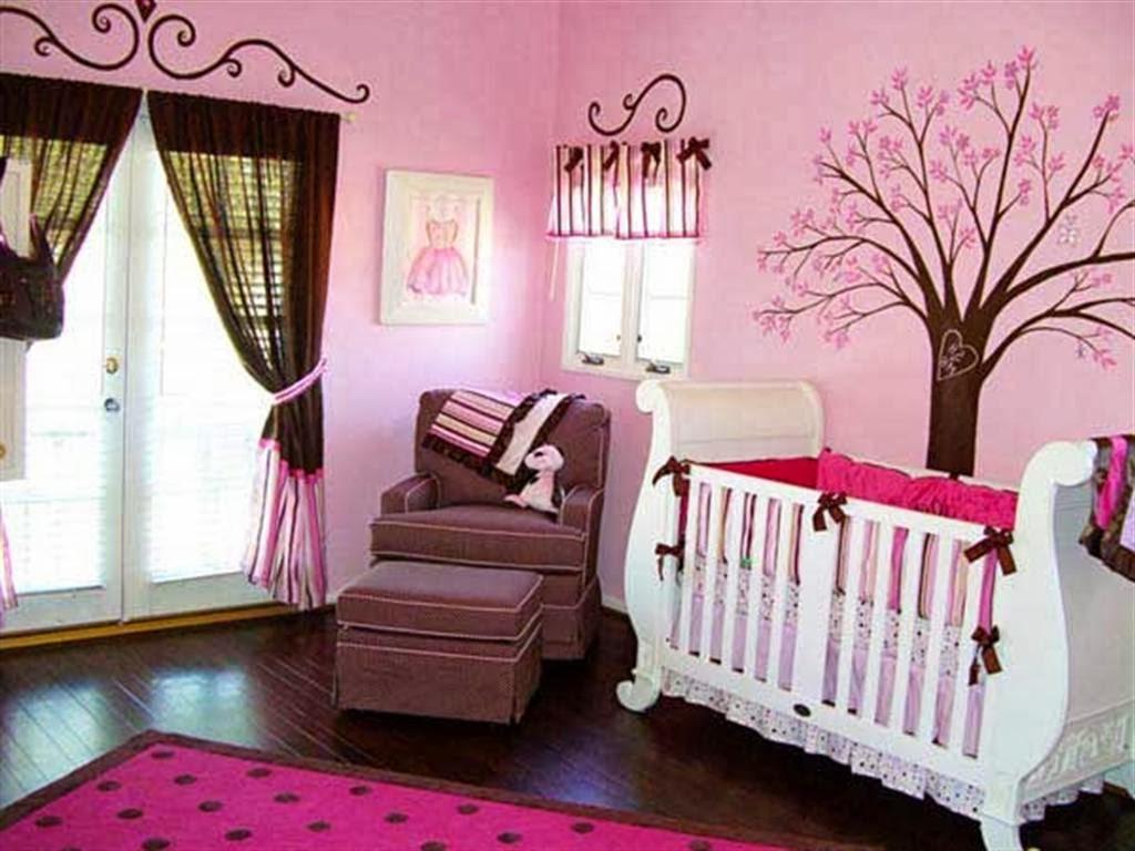 Chambre De Fille Rose Fushia