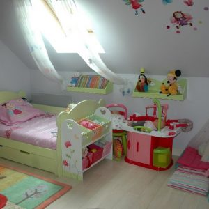 Chambre Petite Fille 3 Ans